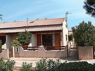 Vacation home Les Maisons du Rivage Bleu  in Gruissan, Hérault - Aude - 4 perso