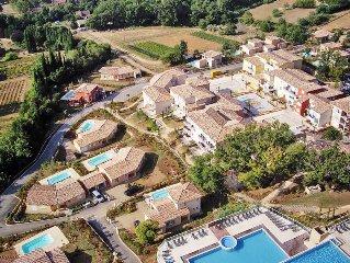 Ferienwohnung Le Chateau de Camiole  in Callian, Cote d'Azur Hinterland / Var -