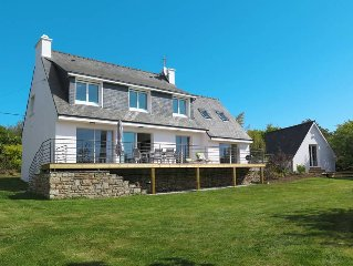 Vacation home in Crozon, Finistere - 8 persons, 4 bedrooms