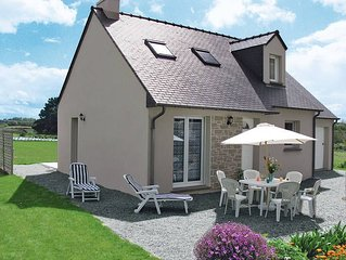 Vacation home in Pleubian, Cotes d'Armor - 6 persons, 3 bedrooms