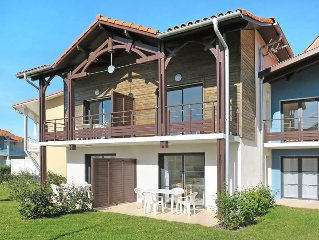 Apartment Residence Bleu Azur  in Biscarrosse - Plage, Aquitaine - 6 persons, 2