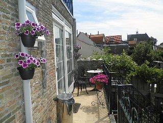 Ferienhaus Dijkhuisje  in Brouwershaven, Zeeland - 4 Personen, 2 Schlafzimmer