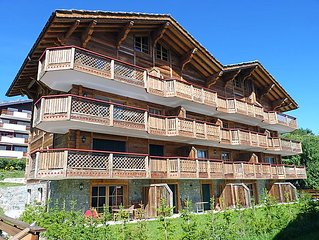 Apartment Adreve Apt. 13  in Ovronnaz, Valais - 4 persons, 2 bedrooms
