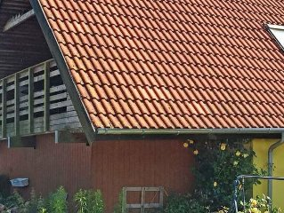 Apartment Aakirkeby  in Akirkeby, Bornholm - 4 persons, 1 bedroom