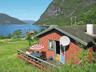 Vacation home in Bjordal, Western Norway - 5 persons, 2 bedrooms