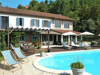 Vacation home Casa Obert  in Montafia, Piedmont - 14 persons, 5 bedrooms