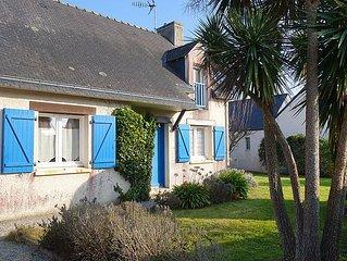 Ferienhaus Maison Cosquer  in Quiberon, Bretagne Sud - 6 Personen, 3 Schlafzimme