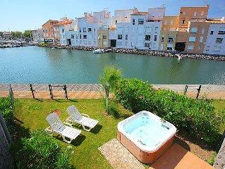Ferienhaus Ile St Martin  in Cap d'Agde, Herault - Aude - 6 Personen, 3 Schlafzi