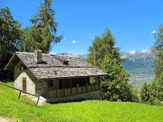 Vacation home Chalet La Laiterie  in Veysonnaz, Les 4 Vallees ( Valais) - 8 per
