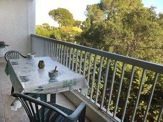 Ferienwohnung Lou Gabian  in Saint Aygulf, Cote d'Azur - 4 Personen, 1 Schlafzim