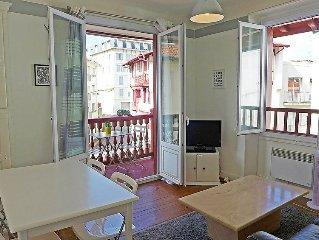 Ferienwohnung Goelands  in Biarritz, Baskenland - 4 Personen, 2 Schlafzimmer