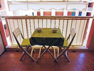 Apartment Les Arcades de la Mediterranee  in Saint Aygulf, Cote d'Azur - 2 pers