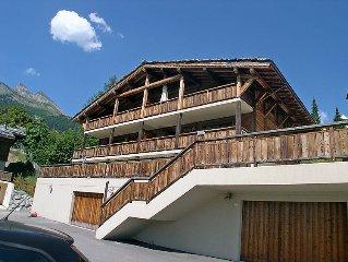 Apartment Les Chalets de Marie A Apt. 22  in Ovronnaz, Valais - 6 persons, 2 be