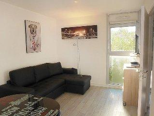 Ferienwohnung Paitou  in Biarritz, Baskenland - 4 Personen, 1 Schlafzimmer