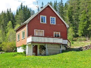 Vacation home Egsavatn  in Aseral/ Egsa, Southern Norway - 6 persons, 4 bedrooms