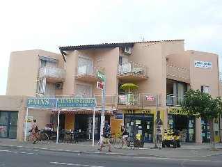 Apartment Les Marquises  in Narbonne - Plage, Herault - Aude - 2 persons, 1 bed