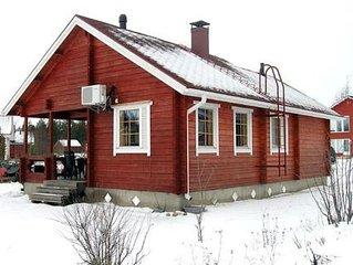 Vacation home Meritahti  in Haukipudas, Pohjois - Pohjanmaa Kainuu - 4 persons,
