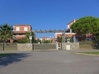 Ferienhaus Plein Sud  in Narbonne - Plage, Hérault - Aude - 6 Personen, 2 Schlaf