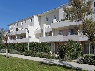 Apartment Residence Cap Med  in Le Grau du Roi, Camargue - 6 persons, 2 bedrooms