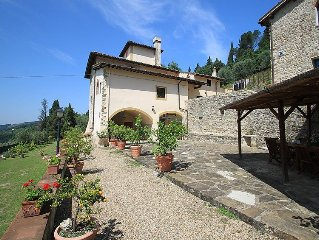 Vacation home Villa Monteloro  in Florence, Florence and surroundings - 12 pers
