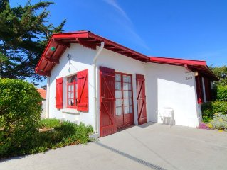Vacation home Villa Val Rose  in Lacanau, Gironde - 4 persons, 2 bedrooms