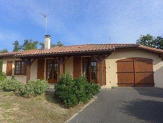 Ferienhaus Les Vignes Océanes  in Capbreton, Landes - 6 Personen, 2 Schlafzimmer