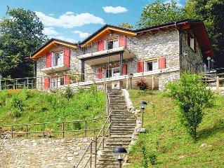 Apartment Casa Bernacc  in Pianello Lario (CO), Lake Como - 6 persons, 2 bedroo