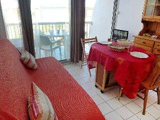 Apartment Port Athéna  in La Grande Motte, Hérault - Aude - 4 persons, 1 bedroom