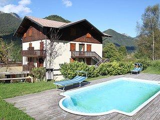 Ferienwohnung Lembondel  in Tiarno di Sotto, Ledrosee - 6 Personen, 2 Schlafzimm
