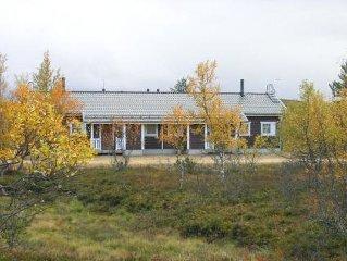 Ferienhaus Urupaan maja b  in Inari, Lappland - 6 Personen, 3 Schlafzimmer