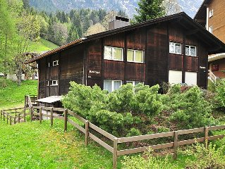 Apartment Haushalfte Barnermutz  in Wengen, Bernese Oberland - 7 persons, 3 bed
