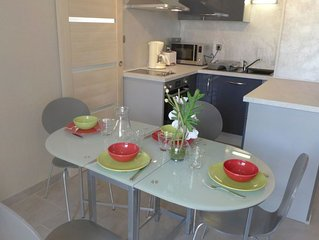 Apartment Le Sporting  in Cabourg, Normandy - 4 persons, 1 bedroom