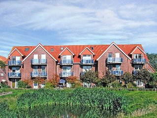 Apartment Frisiastrasse  in Norddeich, North Sea - 6 persons, 3 bedrooms