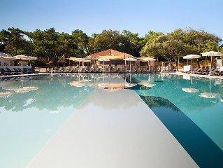 Vacation home Paradu Resort  in Marina di Castagneto, Tuscany Coast - 2 persons