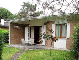 Vacation home Villa Azalea  in Lignano - Pineta, Adriatic Sea / Adria - 6 perso