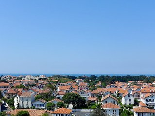 Apartment Oldarra  in Biarritz, Basque Country - 4 persons, 1 bedroom