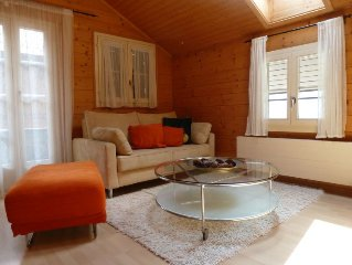 Apartment Central  in Wengen, Bernese Oberland - 4 persons, 2 bedrooms