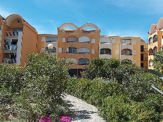 Apartment Gruissan Port  in Gruissan, Hérault - Aude - 4 persons, 1 bedroom