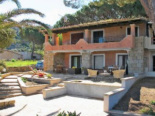 Apartment in Baia Sardinia, Sardinia - 4 persons, 2 bedrooms