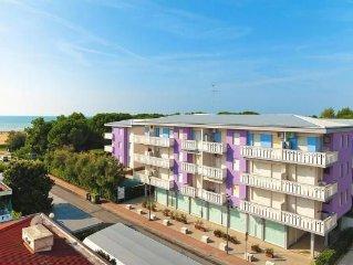 Apartments home Diana, Bibione  in Venetische Adria Nord - 6 persons, 2 bedrooms