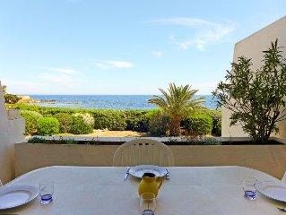 Ferienwohnung Les Corailleurs  in Saint Aygulf, Cote d'Azur - 6 Personen, 2 Schl
