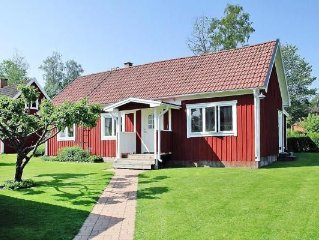 Holiday home, Anneberg  in Smaland - Nordost - 5 persons, 1 bedroom
