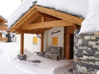 Apartment Cornelia (031D23)  in Saas - Fee, Valais - 6 persons, 3 bedrooms