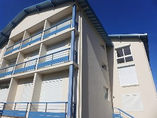 Apartment L'Airial  in Hossegor, Les Landes - 4 persons, 1 bedroom