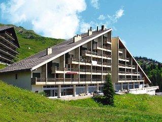 Apartment Residence DES CIMES  in Les Crosets, Portes du Soleil ( Valais) - 14