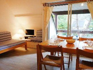 Apartment Les Pins  in Carnac, Brittany - Southern - 4 persons, 1 bedroom