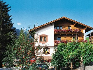 Apartment Haus am Schonbach  in St.Anton/St.Jakob, Arlberg - 2 persons, 1 bedro