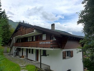 Apartment Butte aux Noels  in Verbier, Valais - 4 persons, 2 bedrooms