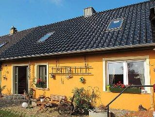 Vacation home Ferienhaus Tribbevitz  in Neuenkirchen, Isle of Rugen - 4 persons