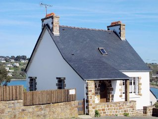 Vacation home in Plougasnou, Finistere - 5 persons, 2 bedrooms
